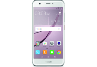 Produktbild HUAWEI nova  Smartphone  32 GB  5 Zoll  Silber  LTE