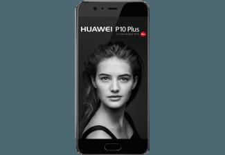 Produktbild HUAWEI P10 Plus  Smartphone  128 GB  5.5 Zoll  Schwarz
