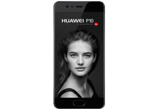 Produktbild HUAWEI P10  Smartphone  64 GB  5.1 Zoll  Schwarz  LTE
