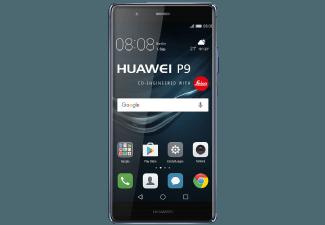 Produktbild HUAWEI P9  Smartphone  32 GB  5.2 Zoll  Blau  LTE