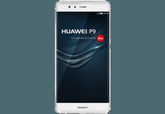 Produktbild HUAWEI P9  Smartphone mit LEICA Dual-Kamera  32 GB  5.2 Zoll  Silber