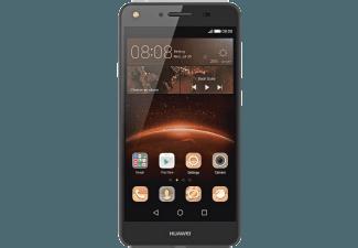 Produktbild HUAWEI Y5 II  Smartphone  8 GB  5 Zoll  Schwarz  LTE