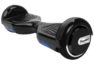Produktbild ICONBIT Smart Scooter Limited Edition CARBON LOOK  selbststabilisierendes Fahrzeug  E-Board  6 Zoll