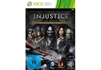Produktbild Injustice (Ultimate Edition) - Xbox 360