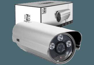 Produktbild INSTAR IN-5907HD  IP Kamera  1280 x 720 Pixel  Silber