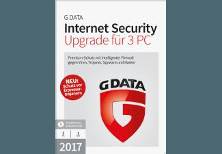 Produktbild InternetSecurity 2017 UPG 3PC