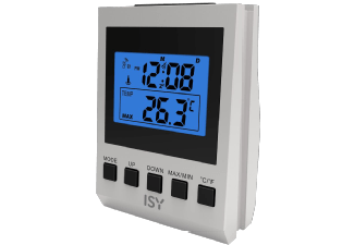 Produktbild ISY IDC-1101 Funk-Wetterstation