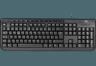 Produktbild ISY IKE-1000  Keyboard  Schwarz