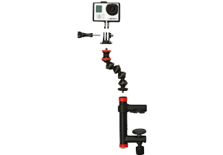 Produktbild JOBY JB01280 Clamp&Gorilla Arm  Einbein Halterung  passend für GoPro Action