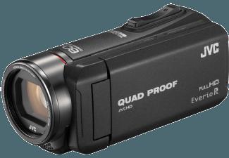 Produktbild JVC GZ-R415  Camcorder  CMOS Sensor  Konica Minolta  40x opt. Zoom