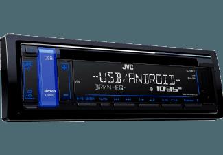 Produktbild JVC KD-R481  Autoradio  1 DIN  Ausgangsleistung/Kanal: 50