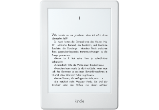 Produktbild KINDLE (Version 2016) Ebook Reader  15 cm (6 Zoll)  4 GB  161