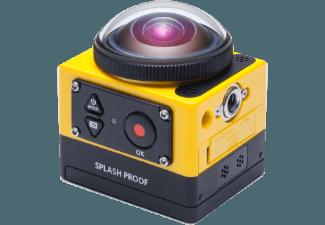 Produktbild KODAK Pixpro SP360 Aqua Actioncam  WLAN  Near Field Communication
