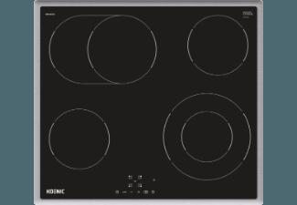 Produktbild KOENIC KAR 36250  Glaskeramik-Kochfeld  583 mm  breit  4