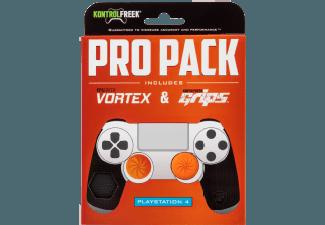 Produktbild KONTROLFREEK PS4-108 Pro Pack Vortex Buttons für