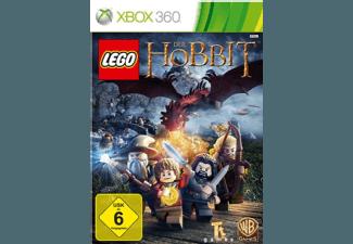 Produktbild LEGO Der Hobbit - Xbox 360