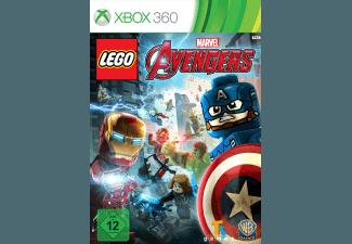 Produktbild LEGO Marvel Avengers - Xbox 360