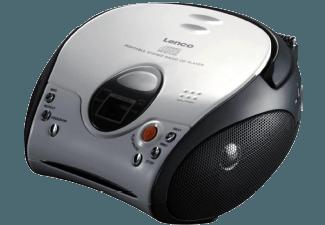 Produktbild LENCO SCD-24  Radiorecorder  Weiß