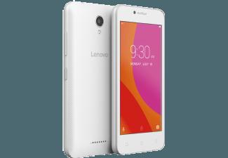 Produktbild LENOVO B  Smartphone  8 GB  4.5 Zoll  Weiß  LTE