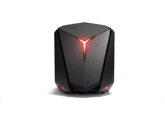 Produktbild LENOVO IdeaCentre Y710 Cube  Gaming-PC mit Core� i5 Prozessor  8 GB RAM  1 TB HDD  128 GB SSD  AMD