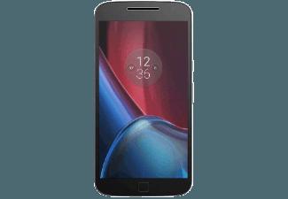 Produktbild LENOVO Moto G4 Plus  Smartphone  16 GB  5.5 Zoll  Schwarz