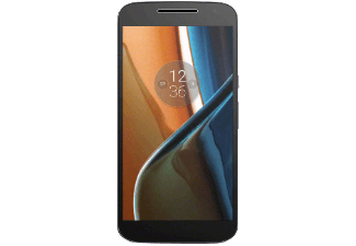 Produktbild LENOVO Moto G4  Smartphone  16 GB  5.5 Zoll  Schwarz