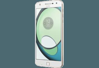 Produktbild LENOVO Moto Z Play  Smartphone  32 GB  5.5 Zoll  Weiß/Gold