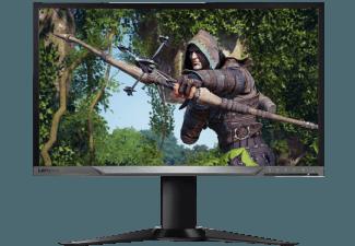 Produktbild LENOVO Y27g  Gaming-Monitor mit 68.6 cm / 27 Zoll Full-HD Display  4 ms Reaktionszeit  Anschlüsse: