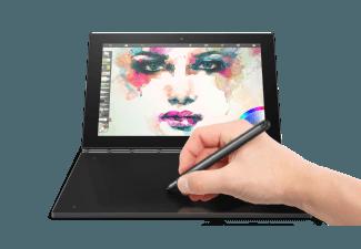 Produktbild LENOVO Yoga Book, 2-in1 Tablet mit 10.1 Zoll, 64 GB Speicher, 4 GB RAM, Atom� x5 Prozessor,