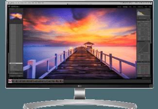 Produktbild LG 27UD88-W  Monitor mit 68.58 cm / 27 Zoll UHD 4K Display  5 ms Reaktionszeit  Anschlüsse: 1x