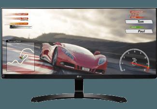 Produktbild LG 29UM68-P  Monitor mit 73.66 cm / 29 Zoll  5 ms Reaktionszeit  Anschlüsse: 1x DisplayPort 1.2