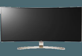 Produktbild LG 38UC99-W  Gaming-Monitor mit 95.25 cm / 37.5 Zoll  5 ms Reaktionszeit  Anschlüsse: 2 x HDMI  1x