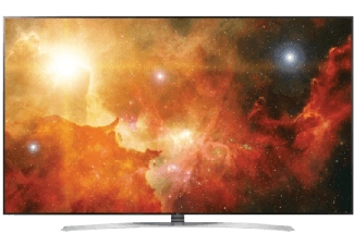 Produktbild LG 86UH955V  217 cm (86 Zoll)  UHD 4K  3D  SMART TV  LED TV  2700 PMI  DVB-T2 HD  DVB-C  DVB-S