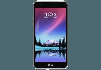 Produktbild LG K4 Dual (2017)  Smartphone  8 GB  5 Zoll  Titan