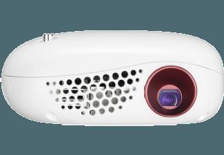 Produktbild LG PV150G  DLP  LED Mini Projektor  854 x 480 Pixel  100 ANSI Lumen