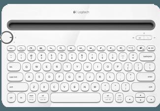 Produktbild LOGITECH 920-006351 K480  Tastatur  Weiss