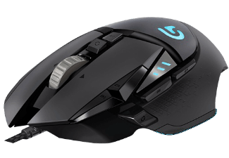 Produktbild LOGITECH G502 Proteus Spectrum  Gaming-Maus  kabelgebunden