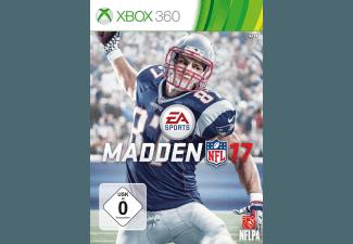 Produktbild Madden NFL 17 - Xbox 360