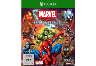 Produktbild Marvel Pinball EPIC Collection: Volume 1 - Xbox One