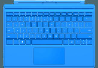 Produktbild MICROSOFT Surface Pro 4 Type Cover Hellblau