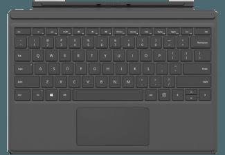 Produktbild MICROSOFT Surface Pro 4 Type Cover, Tastatur
