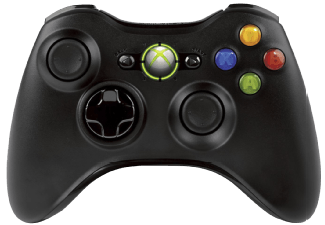 Produktbild MICROSOFT Xbox 360 Wireless Controller