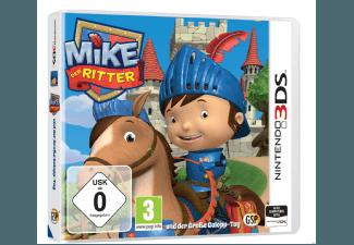 Produktbild Mike der Ritter - Nintendo 3DS
