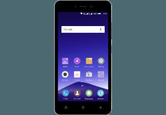 Produktbild MOBISTEL CYNUS E7  Smartphone  16 GB  5.0 Zoll  Schwarz  LTE