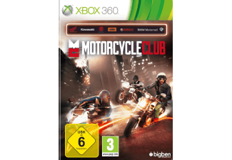 Produktbild Motorcycle Club - Xbox 360