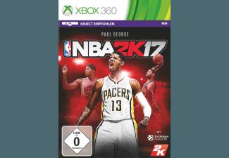 Produktbild NBA 2K17 - Xbox 360