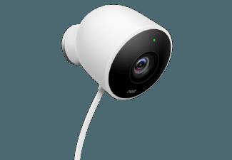 Produktbild NEST NC2100DE CAM  IP Kamera  1080p  Weiß