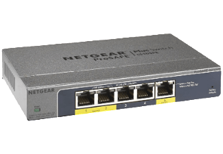 Produktbild NETGEAR GS105PE Prosafe Switch