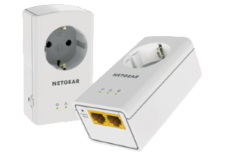 Produktbild NETGEAR Powerline 500 Kit  Powerline