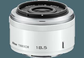 Produktbild NIKON 1 NIKKOR 18 5mm 1:1 8 18.5 mm f/1.8  Standardzoom  System: Nikon 1